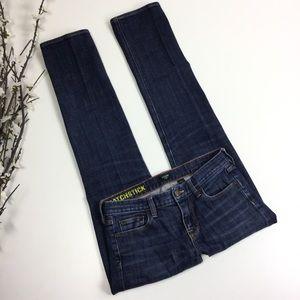 J.Crew 27r Matchstick Jeans L31